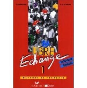 Libre Echange 1 - učebnice - Courtillon