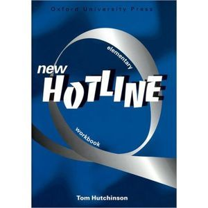 New Hotline Elementary WB - Hutchinson Tom