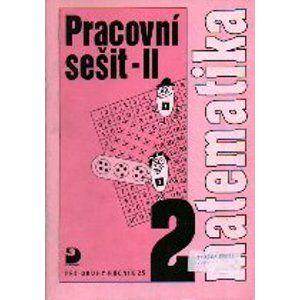 Matematika 2  - 2. část (PS) - Coufalová