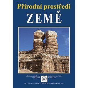 Přírodní prostředí Země - učebnice zeměpis pro ZŠ (6.r. a primu) - Červinka, Tampír