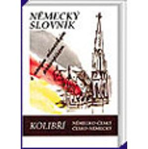 Německo-český a česko-německý slovník (kolibří) - Lesnjak a kolektiv Alena