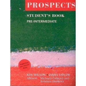 Prospects pre-intermediate Students Book (učebnice) - Wilson Ken