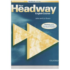 New Headway pre-intermediate WB with Key - Soars Liz a John