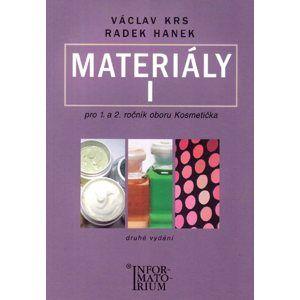 Materiály I. 1.a 2.r. obor Kosmetička - Krs Václav