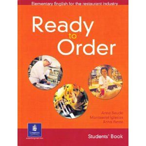 Ready to Order Students Book (učebnice) - Baude,Iglesias,Iňesta