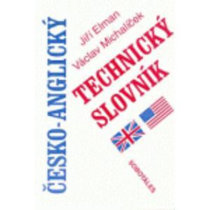 Česko-anglický technický slovník - Elman J.,Michalíček V.