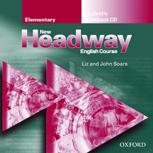 New Headway elementary - students WB audio CD - Soars Liz and John