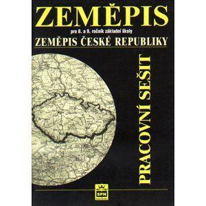 Zeměpis pro 8.a 9.r. Zeměpis České republiky - pracovní sešit - Rux J.,Vaněčková M.