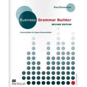 Business Grammar Builder 2E+CD - Emmerson P.