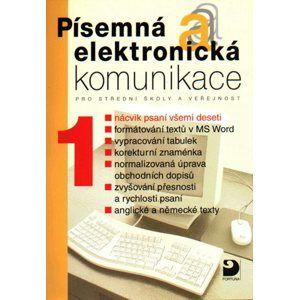 Písemná a elektronická komunikace 1 - Kroužek,Kuldová