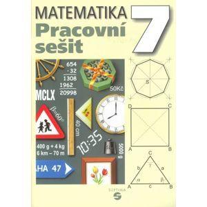 Matematika 7. r. - Pracovní sešit - Hamerník Jan