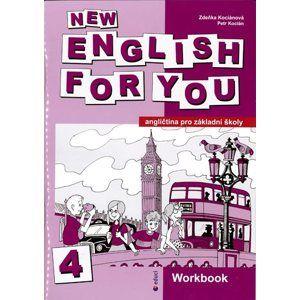 New English for You 4 Workbook (pracovní sešit) 7.r. ZŠ - Kociánová,Kocián