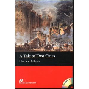 A Tale of Two Cities + CD - Dickens Charles