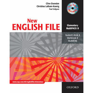 New English File elementary Multipack B - Oxenden C.,Latham-Koenig Ch.,Seligson P.