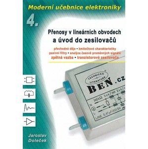 Moderní učebnice elektroniky 4 - Doleček J.