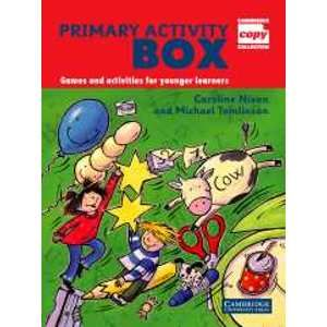 Primary Activity Box - Book and Audio CD - Nixon C.,Tomlinson M.