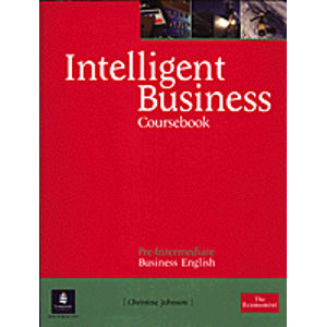 Intelligent Business pre-intermediate SB - Johnson Christine