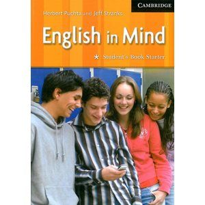 English in Mind Starter Students Book - Puchta H.,Stranks J.