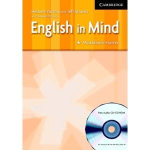 English in Mind Starter Workbook + audio CD / CD-ROM - Puchta H.,Stranks J.