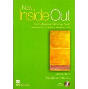 New Inside Out Elementary Workbook with key + CD-ROM - Maggs P.,Smith C.