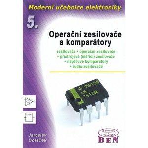 Moderní učebnice elektroniky 5 - Doleček Jaroslav