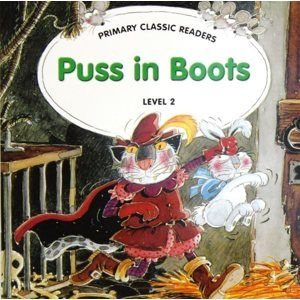 Puss in Boots / Kocour v botách + audio CD - Heath Jennifer