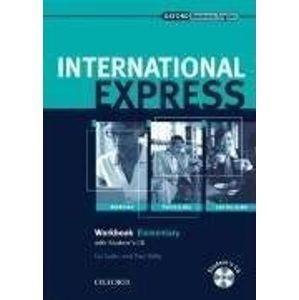 International Express elementary Workbook + audio students CD Interactive Edition - Taylor Liz, Kelly Paul