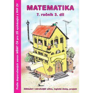 Matematika 7. r. pracovní sešit 3. díl - Kočí S., Kočí L., Procházka B.