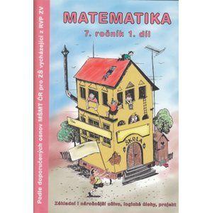 Matematika 7. r. pracovní sešit 1. díl - Kočí S., Kočí L., Procházka B.