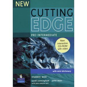 New Cutting Edge pre-intermediate Students Book + CD-ROM - Cunningham S., Moor P.
