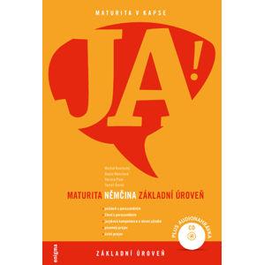Němčina - maturita - základní úroveň + audio CD - Dvorecký M.,Menzlová B.,Paar V.,Černý T.