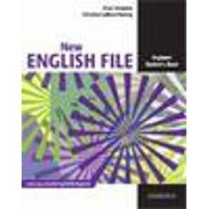 New English File beginner Students Book - Oxenden C., Latham-KOenig Ch.