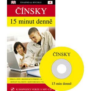 Čínsky 15 minut denně + MP3 - Cheng Ma