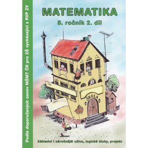 Matematika 8.r. pracovní sešit 2. díl - Kočí S., Kočí L., Procházka B.