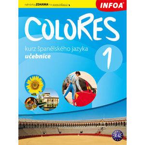 Colores 1 - učebnice - Erika Nagy, Krisztina Seres