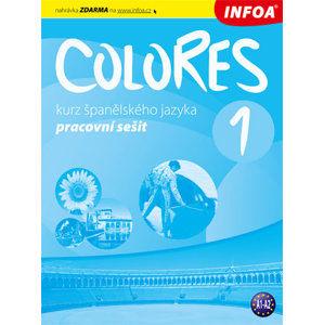 Colores 1 - pracovní sešit - Erika Nagy, Krisztina Seres