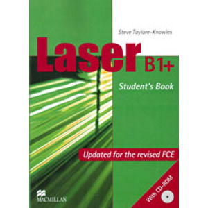 Laser B1+ Students Book + CD-ROM - Taylore-Knowles Steve