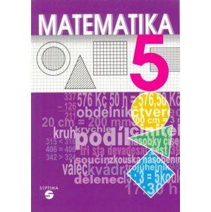 Matematika 5.r. - učebnice pro ZŠ praktické - Kubová, Jahoda
