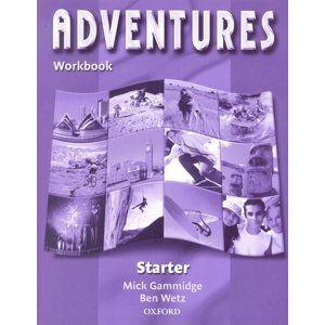 Adventures Starter Workbook - Gammidge M., Wetz B.