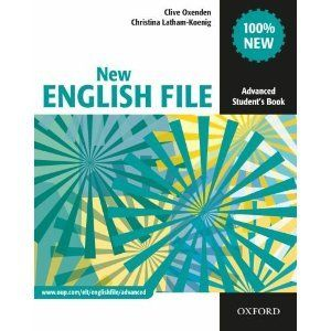 New English File advanced Students Book (učebnice) - Oxenden C., Latham-Koemig Ch.