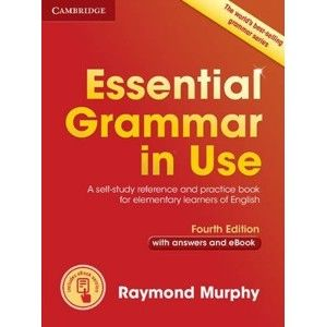 Essential Grammar in Use 4th Edition Edition with answers and Interactive eBook /4. vydání - Murphy Raymond
