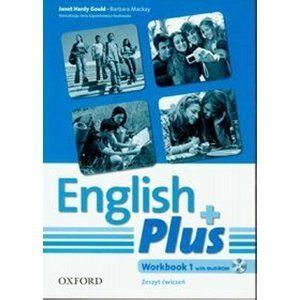 English Plus 1 Workbook CZ with MultiROM