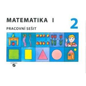 Matematika 1 - Pracovní sešit 2 pro ZŠ speciální - Blažková,Gundzová