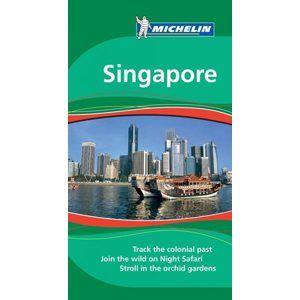 Singapore -  Michelin Green Guide /Malajsie/
