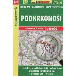 Podkrkonoší - mapa SHOCart č. 426 - 1:40 000