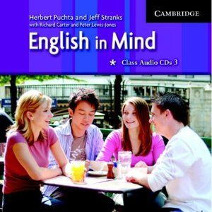 English in Mind 3 Class Audio CDs - Puchta H., Stranks J., Carter R.