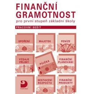 Finanční gramotnost - pracovní sešit pro 1. stupeň ZŠ
