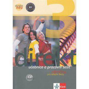 Direkt NEU 3 Němčina pro SŠ učebnice + PS + CD - Motta, G. a kol.