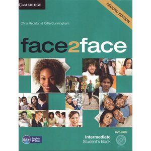 Face2Face Intermediate Second Edition Student´s Book + DVD-ROM - Redston Chris