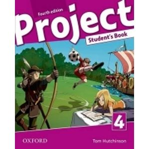 Project 4 - Fourth Edition - Učebnice - Czech Edition - Hutchinson T.